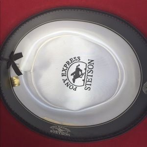 439324d849d87 Stetson Other - Vintage Stetson Cindy Pony Express red hat 7 1 4